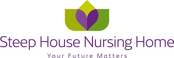 Steep House Nursing Home logo - header