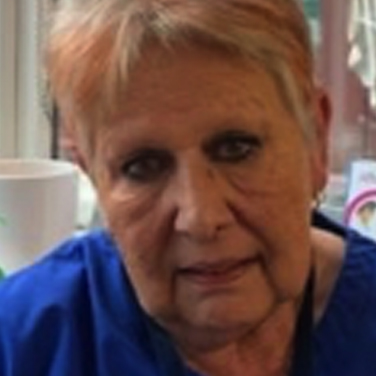 Sheila Griffiths Head Of Housekeeping at Steep House Nursing Home